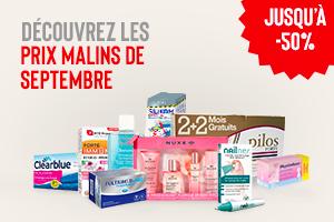 Promotion Prix Malins Santismarket.be